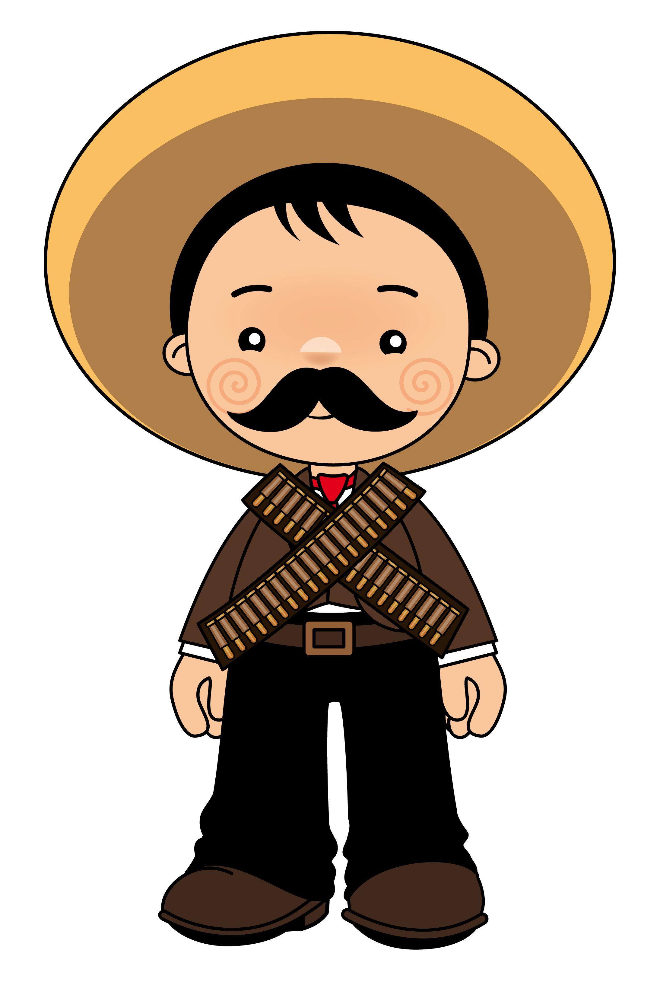 Emiliano Zapata 2 Revolucion Mexicana Para Ninos Revolucion