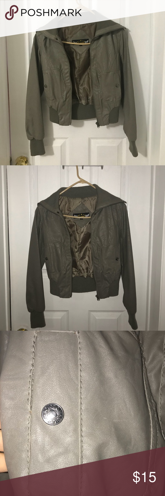 Olive Green Leather Jacket Olive Green Leather Jacket Green Leather Jackets Leather Jacket [ 1740 x 580 Pixel ]