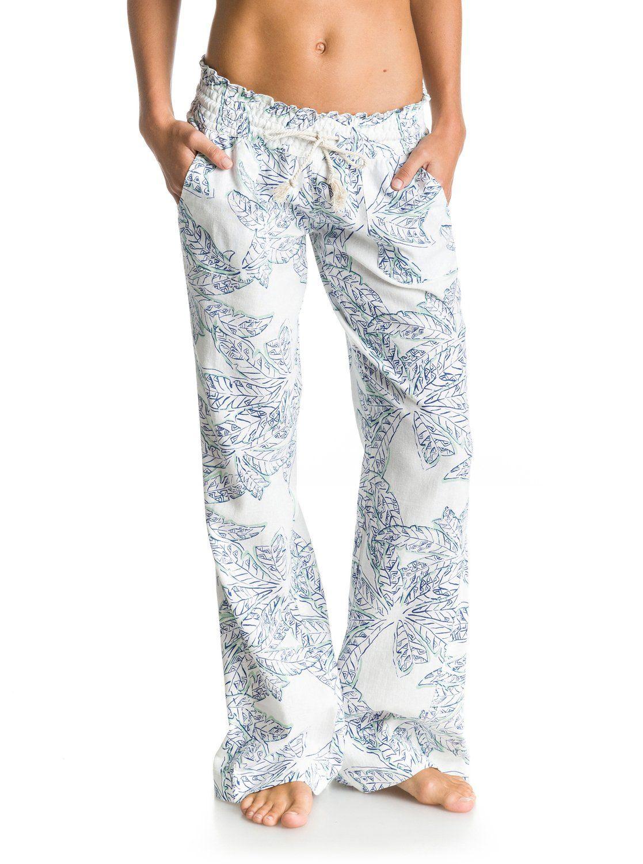 ff07c349b8 Oceanside Printed Beach Pants in 2019 | Wishlist! | Beach pants ...