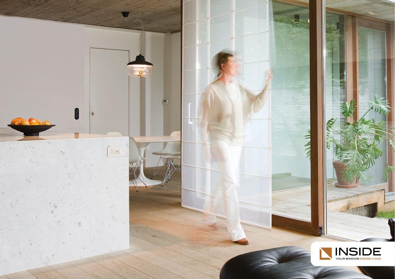 Inside paneelgordijn livingroom pinterest window
