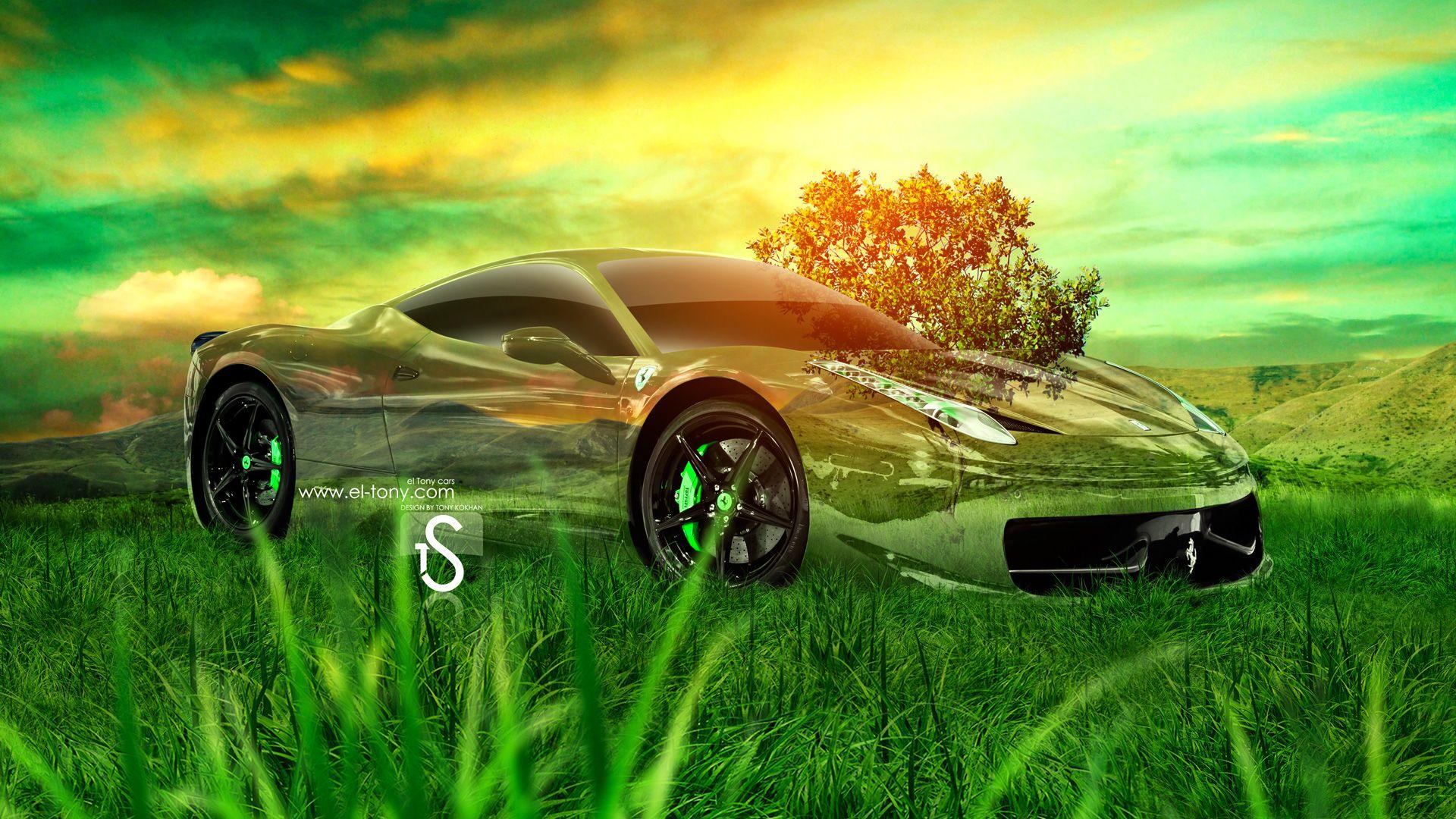 Black Sports Car Wallpaper   Google Search | Automobiles | Pinterest |  Ferrari And Wallpaper