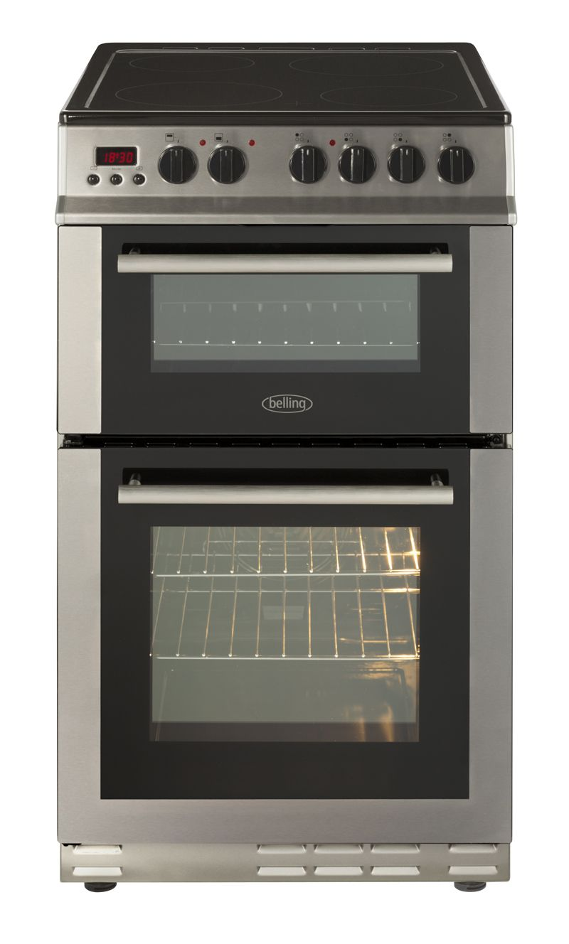 Belling range cookers, freestanding cookers, built in ovens and hobs,  integrated appliances plus
