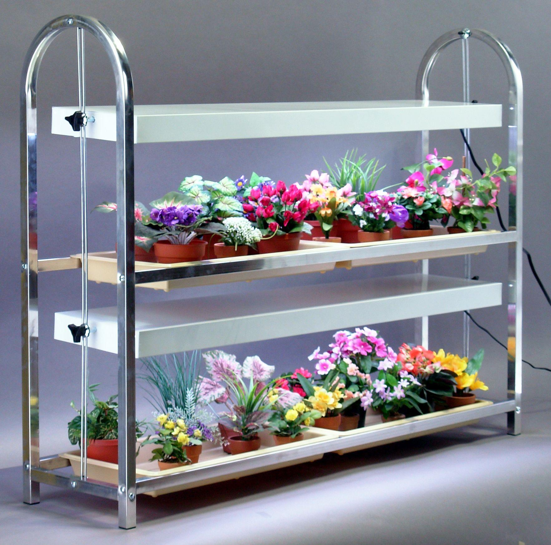 G24AT8 Compact Lite Cart (Aluminum) Indoor gardening