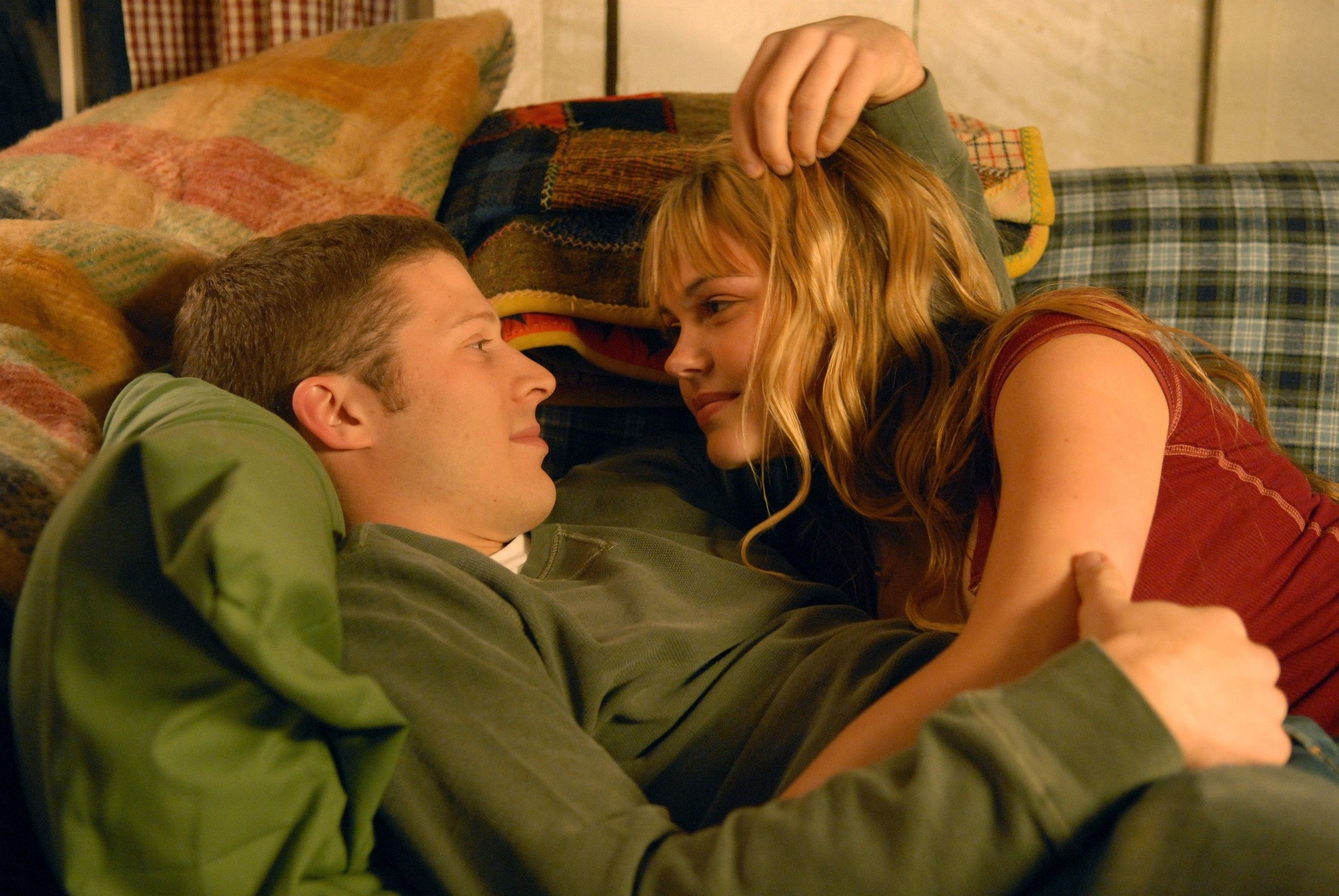Matt Julie are my all time favorite couple Friday Night Lights