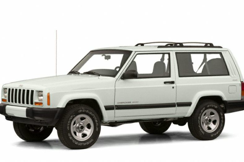 The last of its kind. A 2001 Jeep Cherokee Sport. Would have d ...