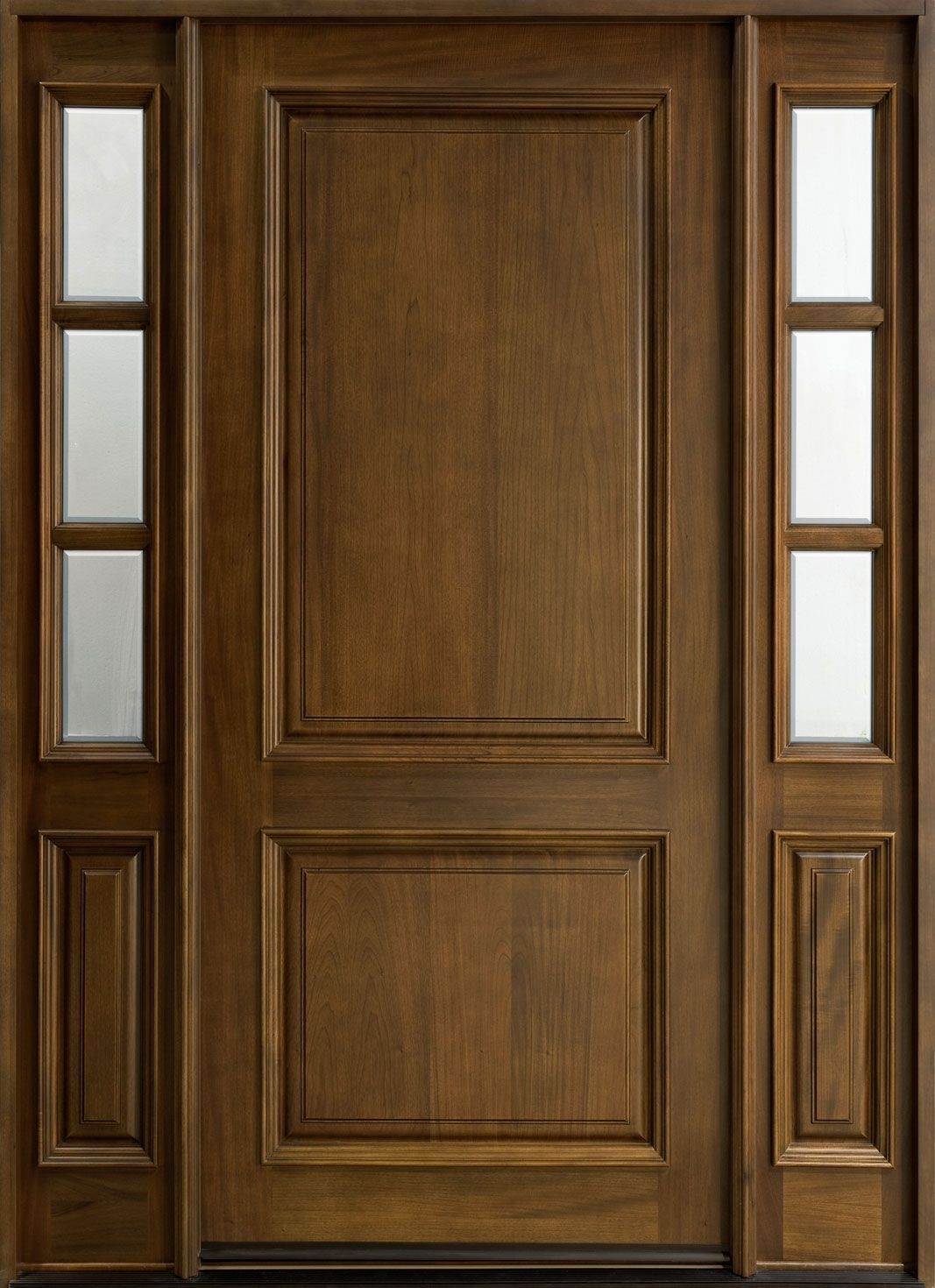Solid Wood Doors Exterior Securitydoor Beamy Pinterest Wood