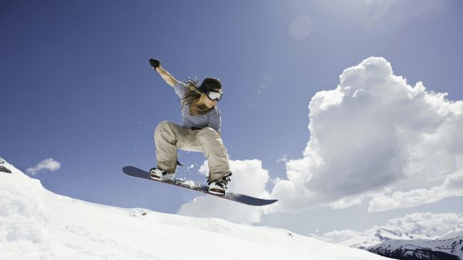 Snowboarding Facts The Weather Channel