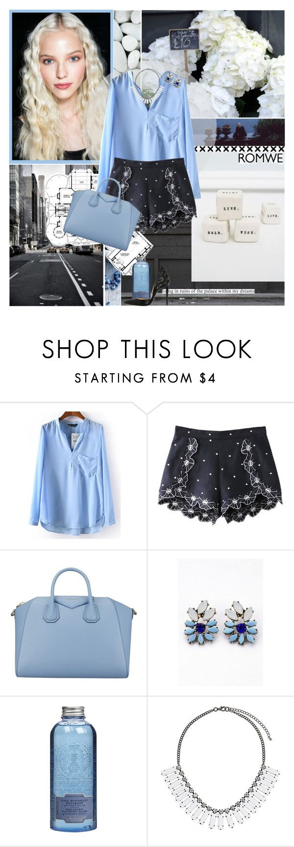 """""""place within my dreams"""" by kirstent1 ❤ liked on Polyvore featuring Dolce&Gabbana, Zara, Chicnova Fashion, Givenchy, Le Couvent des Minimes, Dorothy Perkins and Alejandro Ingelmo"""