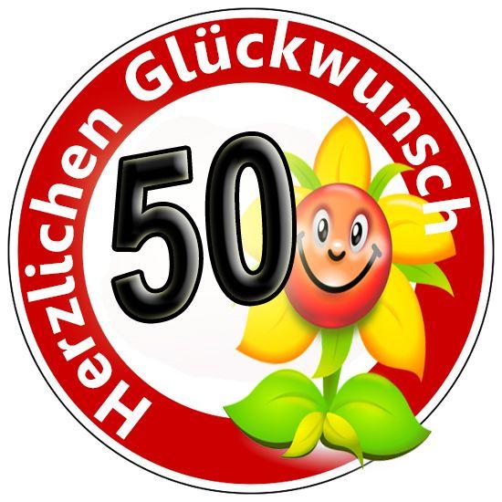 50. Geburtstag Glückwünsche und Sprüche