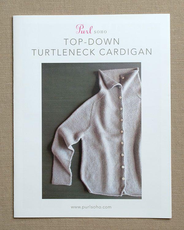Free Pattern from Purl Soho | Knitwear | Knitting, Knitting