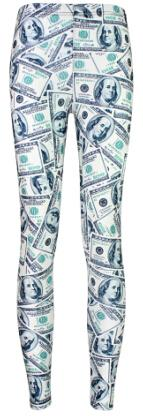 Novelty 3D Printed Fashion Leggings