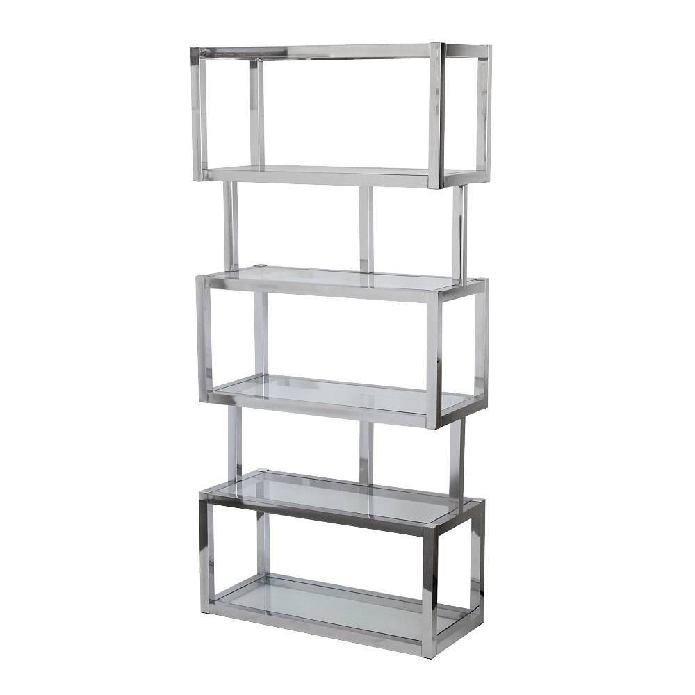south dimensions tier dp shore bookcases inch kitchen open amazon white com dining jazz bookcase