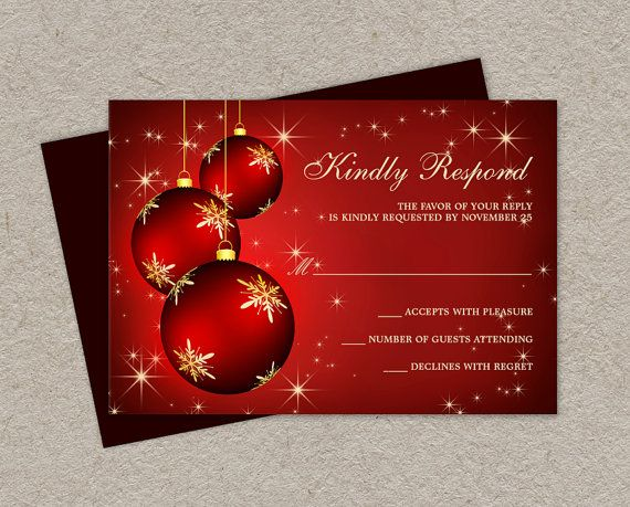 Christmas Wedding Save The Date Cards cvfreepro