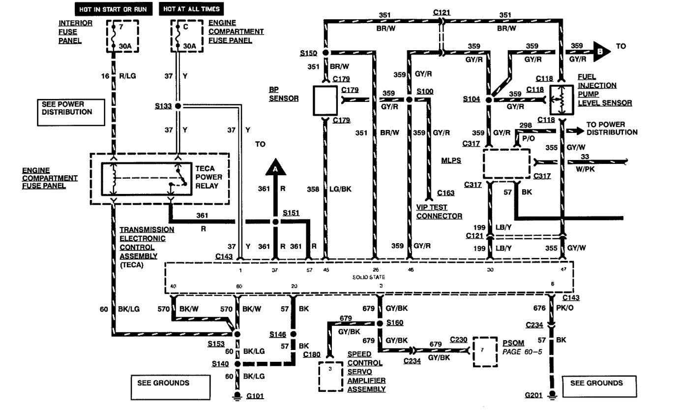 1997 Dodge Ram 2500 Transmission Wiring Diagram