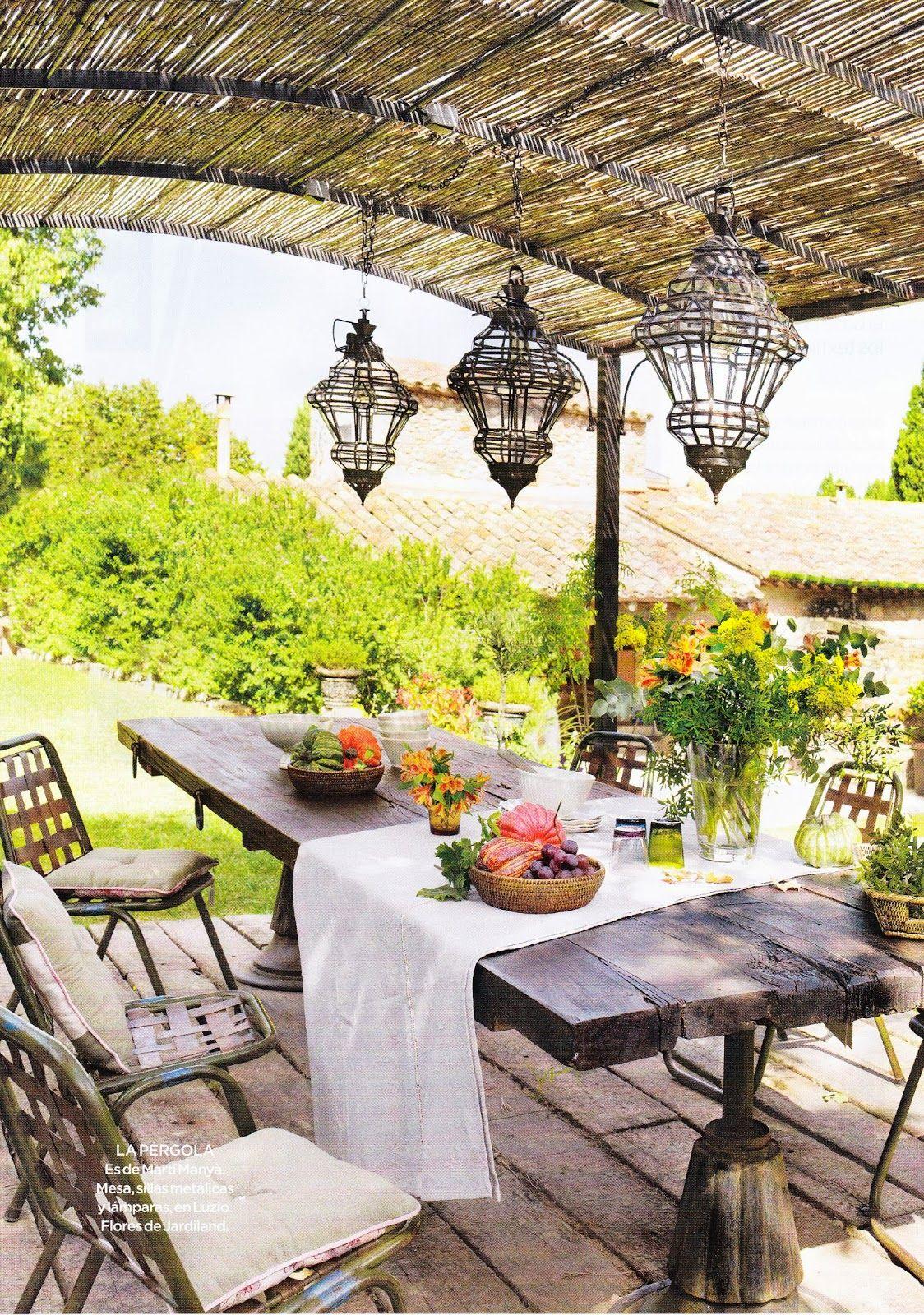 La glicina revista el mueble galerias pinterest for El mueble especial terrazas