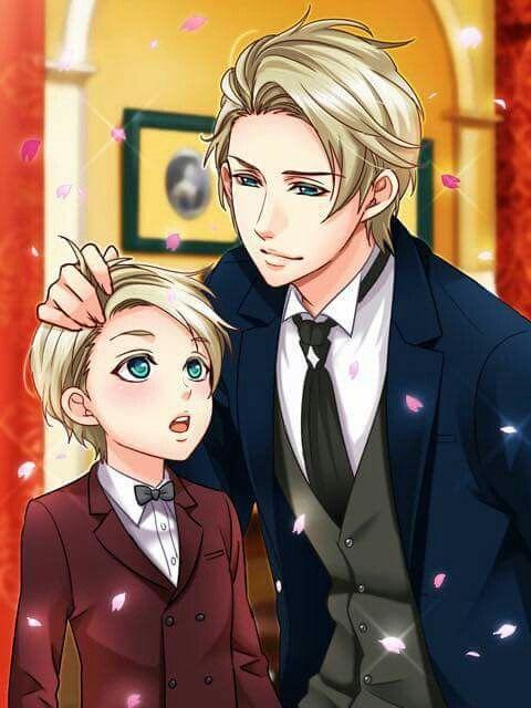 Prince Ivan Pinterest Nor Syafiqah Anime Dad Anime Child