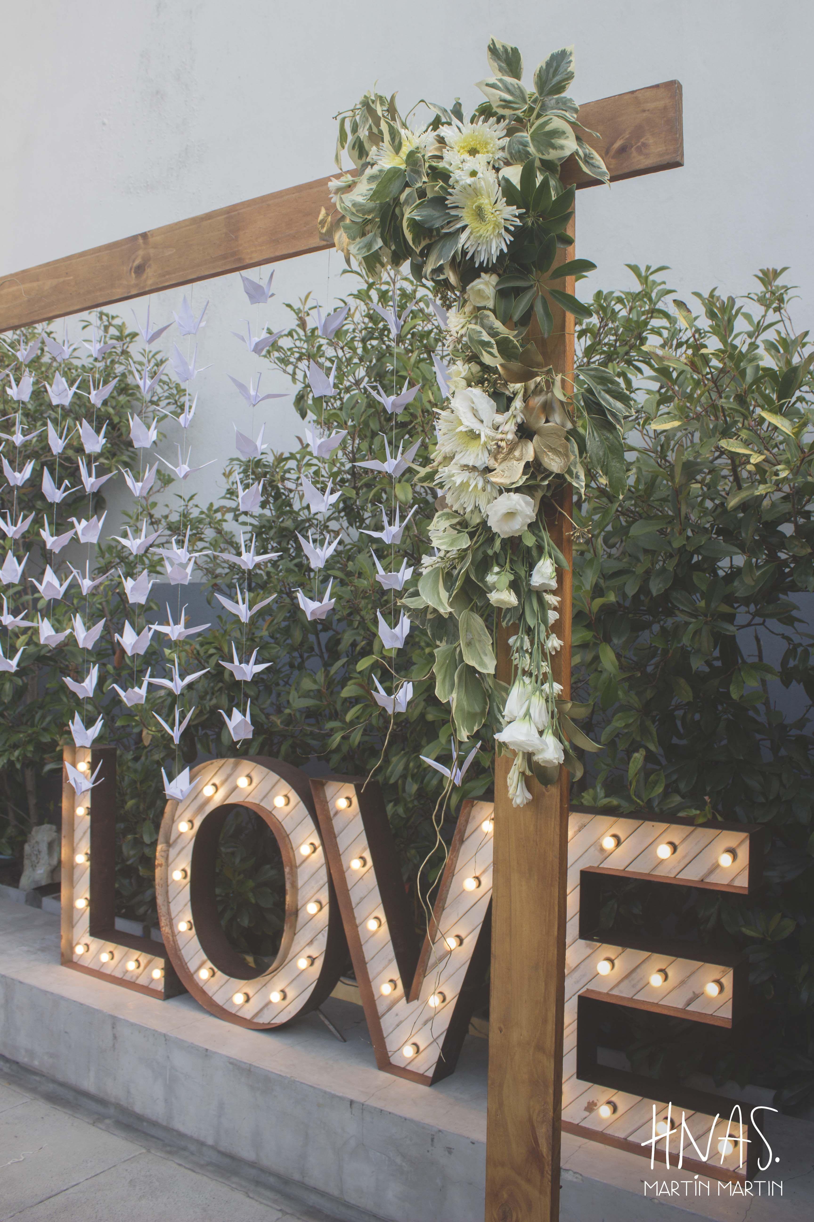 Piso 3 piso tres casamiento boda ambientaci n - Ideas fiesta inauguracion piso ...