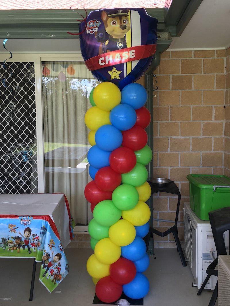Standard funky creative balloon columns can make for Balloon column decoration