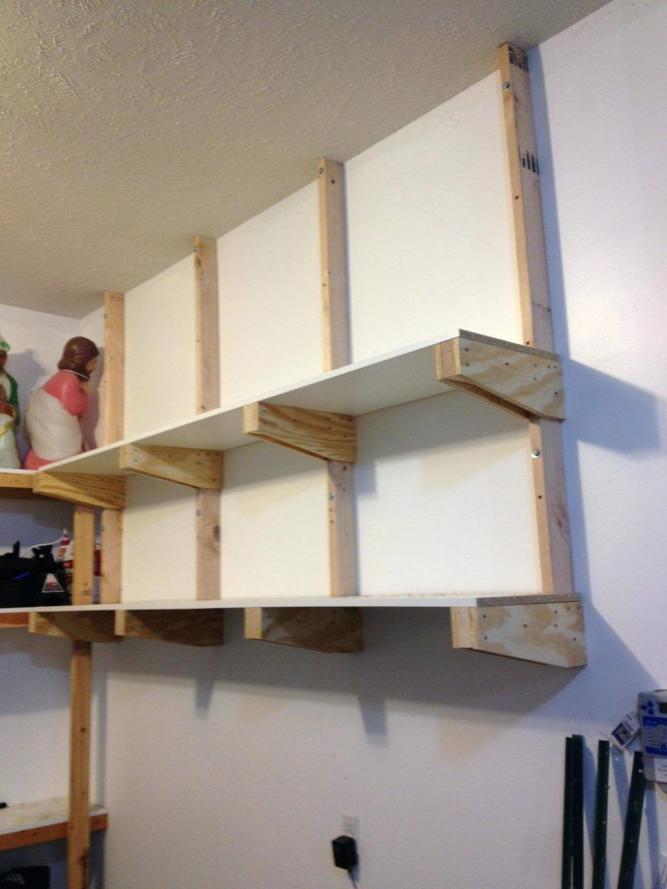 Garage Garage Shelving And Storage Ideas Uncategorized Wall Hung With 20 Best Garage Or Garage Storage Shelves Diy Garage Wall Shelving Garage Storage Shelves