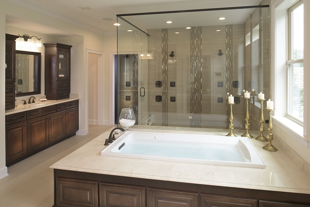 A Master Bath fit for a King (or Queen) | CalAtlantic Homes ...