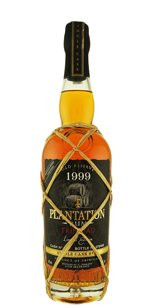A singlecask Rum that is aged first in Sherry casks and