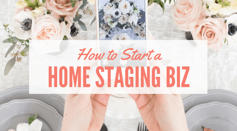 How to Become a Home Stager for Less Than $100 | Home ...