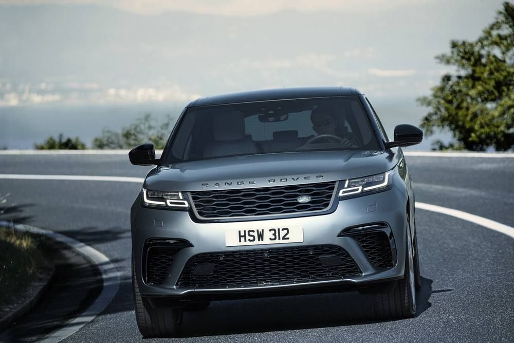 2019 Range Rover Velar World S Most Beautiful Suv Best Compact Suv Suv Most Reliable Suv