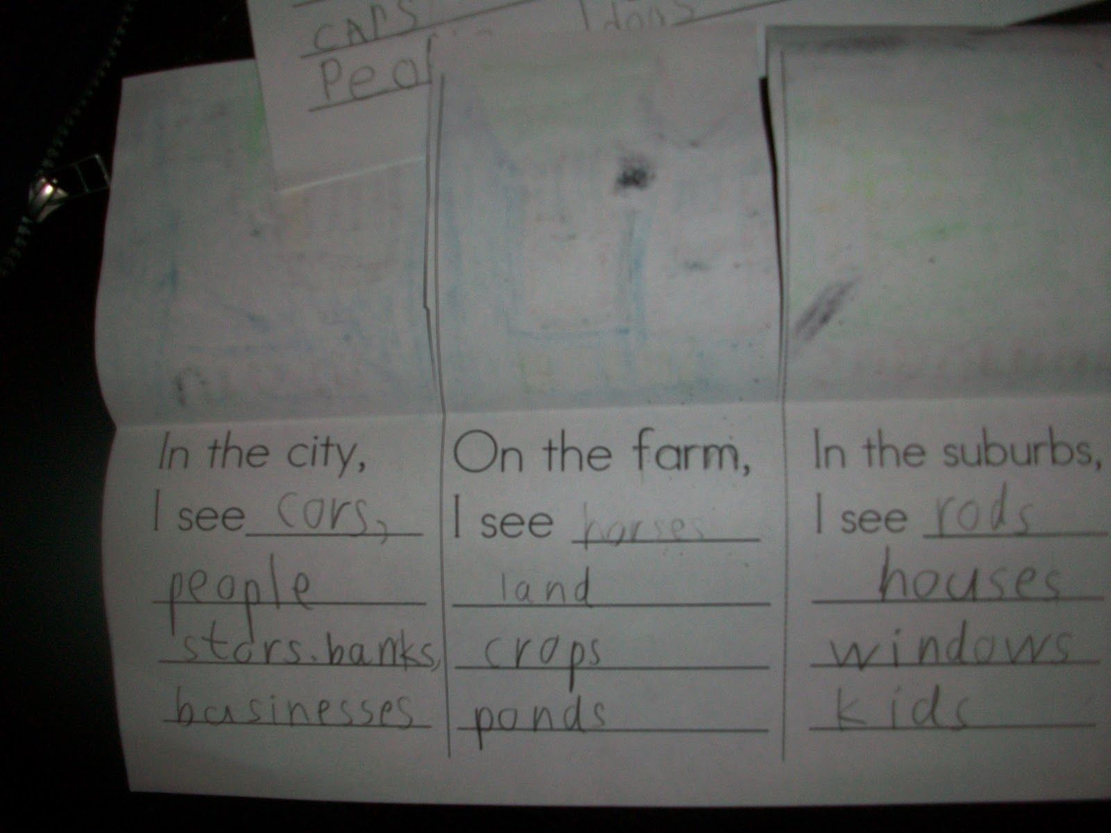 country mouse city mouse first grade - Google Search