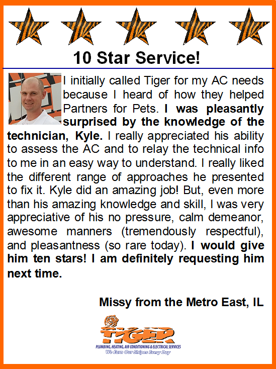 Outstanding Work Kyle Five Star Friday Heating And Air