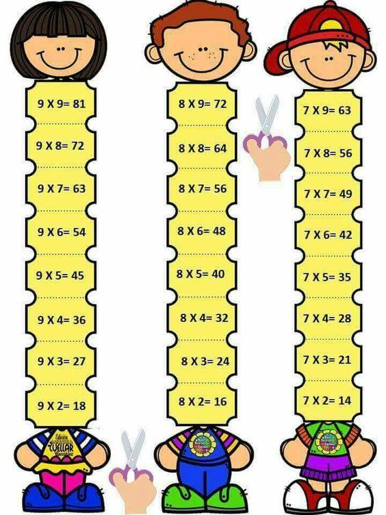 Atividades De Multiplicacao E Expressoes Numericas Para 4º E 5º