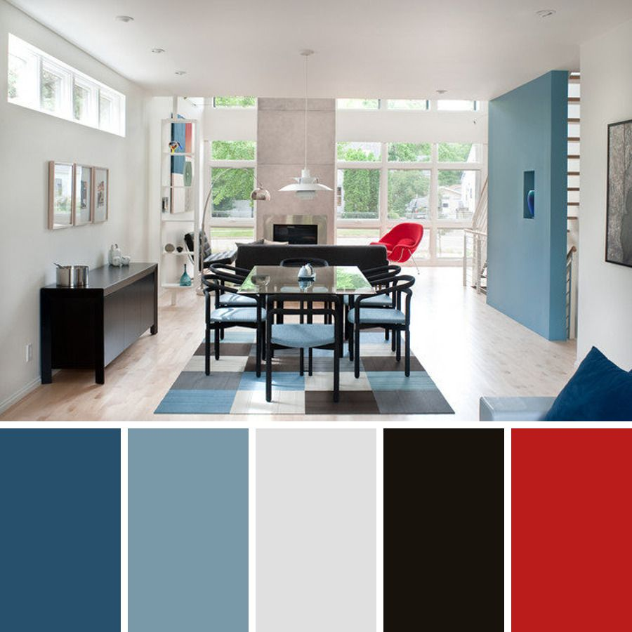Ambiente Moderno Colores De Interiores Colores Para Salas Pequenas Colores Para Sala