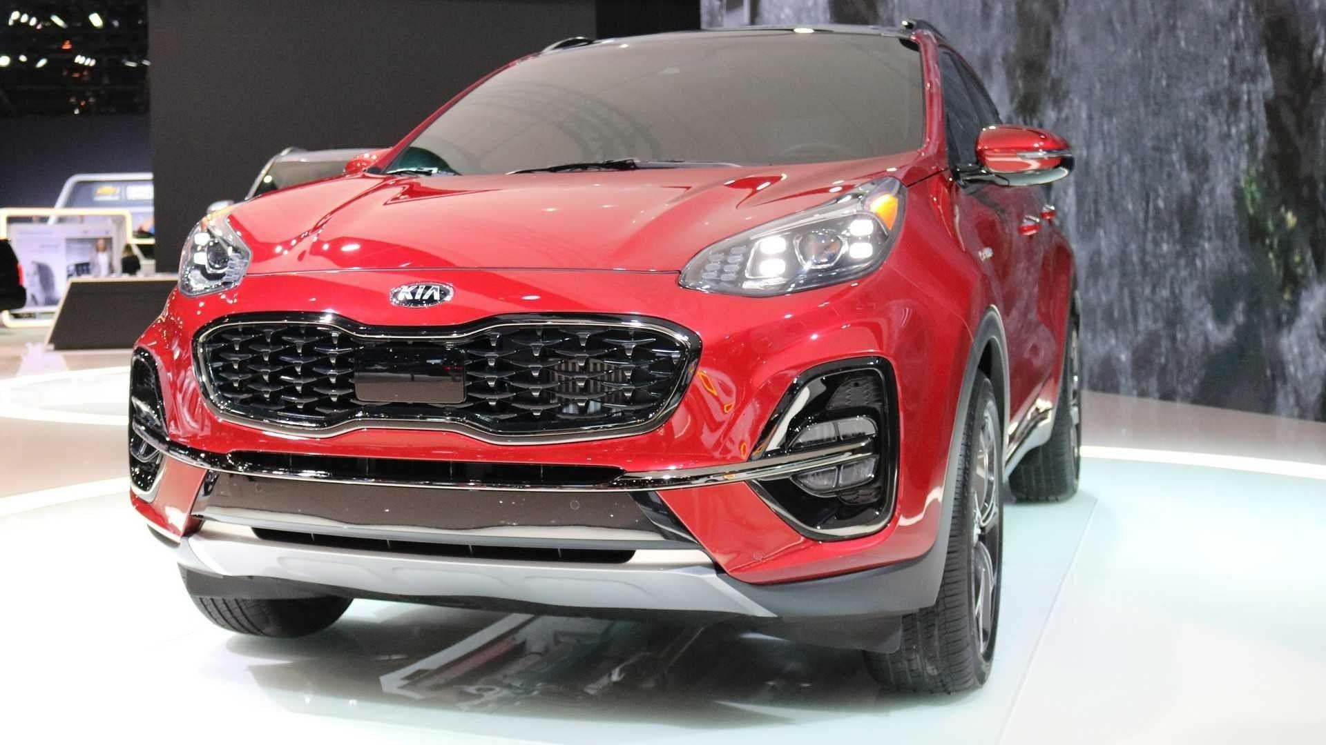 2020 Kia Vehicles Spy Shoot With Images Kia Sportage Kia Sportage