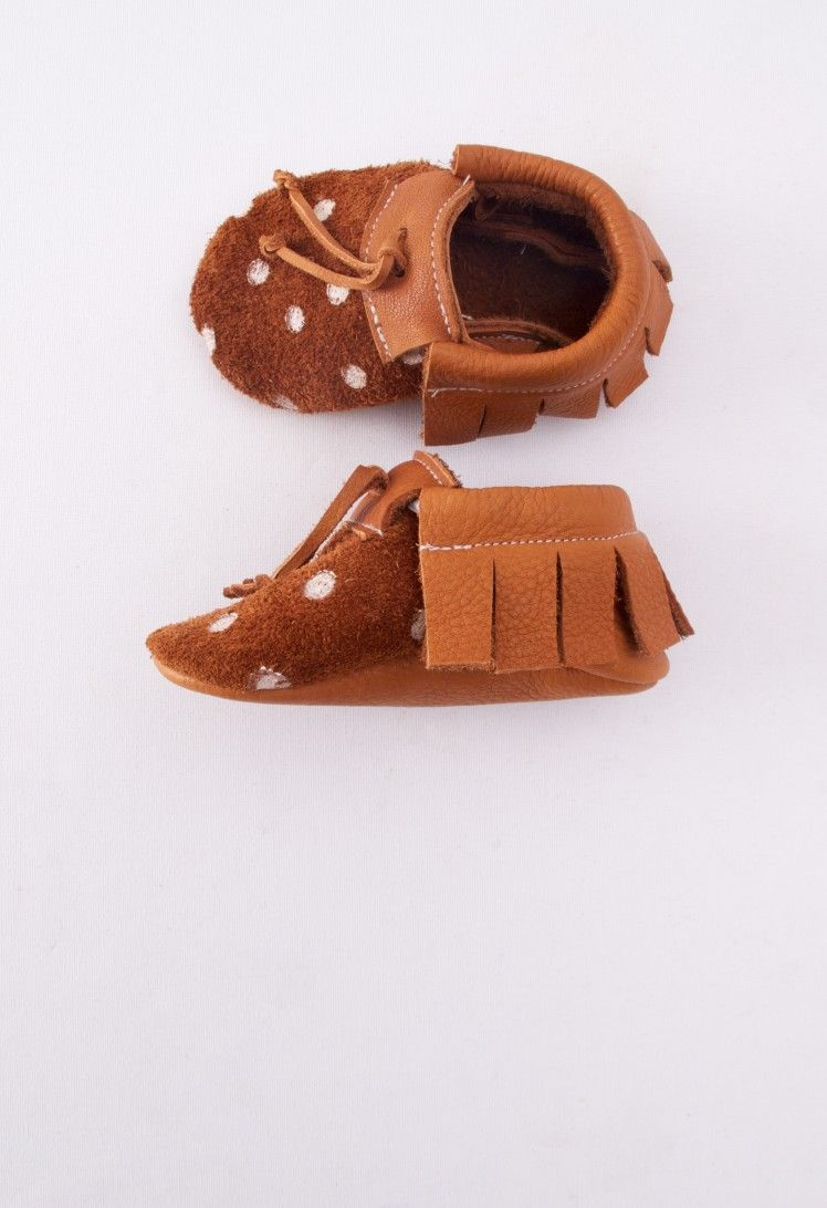 Baby shoes, Baby moccasins, Bambi
