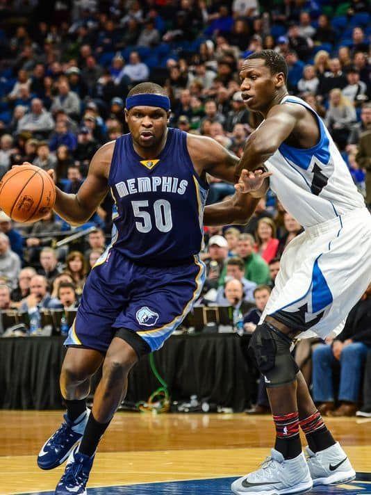 Nba Memphis Grizzlies At Minnesota Timberwolves Memphis Basketball Grizzly Memphis Grizzlies Basketball