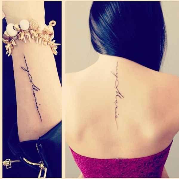 21 Wundervolle Mutter Tochter Tattoos Mutter Tochter Ideen