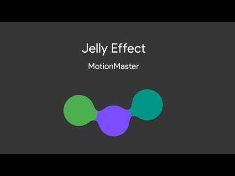 Line Art In After Effects : Jelly effect after effects tutorial youtube mograph