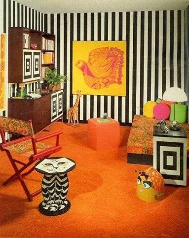 Wallpaper Advertising In The Sixties A Journey Through The