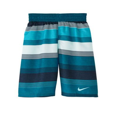 c291b489d Buy Nike Boys Stripe Trunks-Big Kid at JCPenney.com today and Get Your  Penney's Worth. Free shipping available