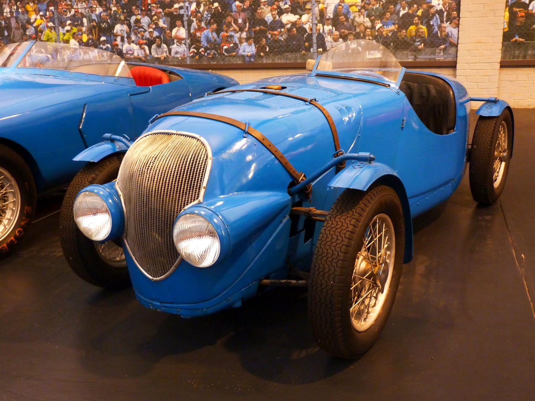 Simca Gordini Type 5 1937