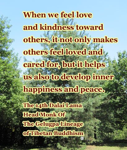 Loving Kindness Quote By A Tibetan Lama Loving Kindness Meditation Kindness Quotes Meditation