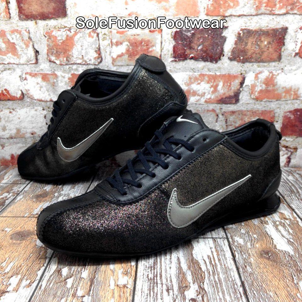 womens nike shox rivalry Nike Womens Shox Rivalry Trainers Black sz 4 G… | Sneakers ...