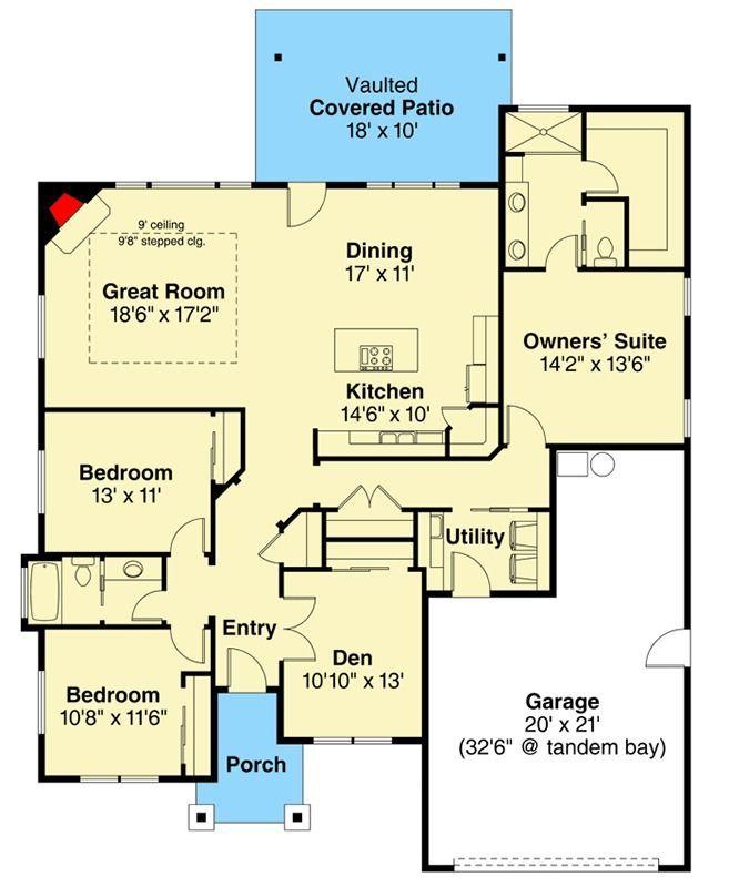 21 Ideas Barndominium Floor Plans Open Concept Look Great Tags Barndominium Floor Plans 2 Sto Barndominium Floor Plans Ranch House Plans Shop House Plans