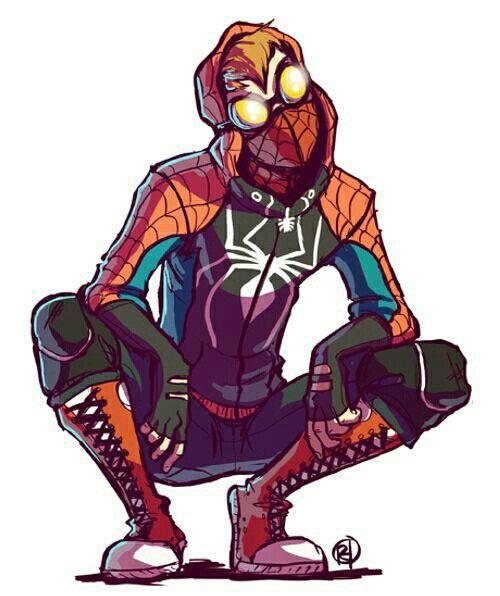 28++ Steampunk spiderman info