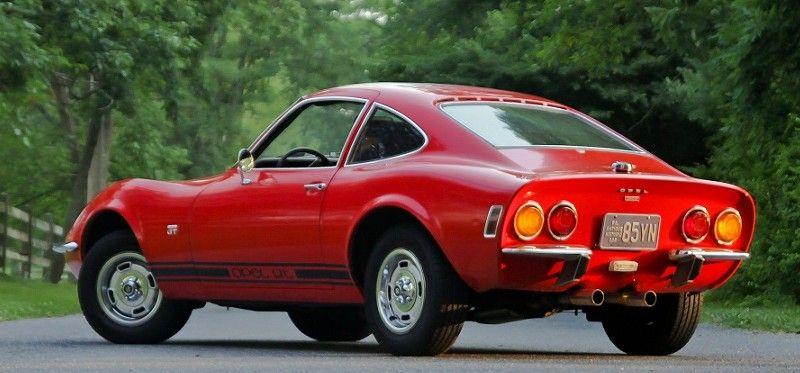 1970 opel gt lbi limited opel dream cars cars trucks