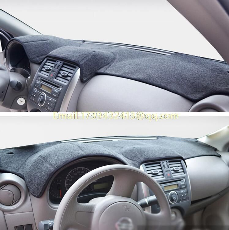 dashmat carpet Car dashboard covers accessories for Nissan sunny ...