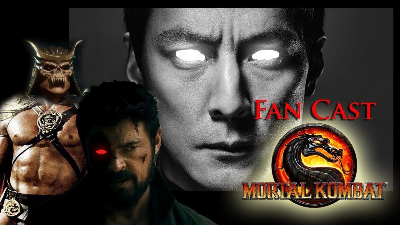 Mortal Kombat Reboot Casting Youtube Mortal Kombat It Cast