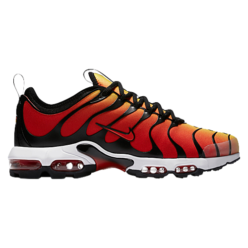 nike air max plus tn ultra schwarz orange