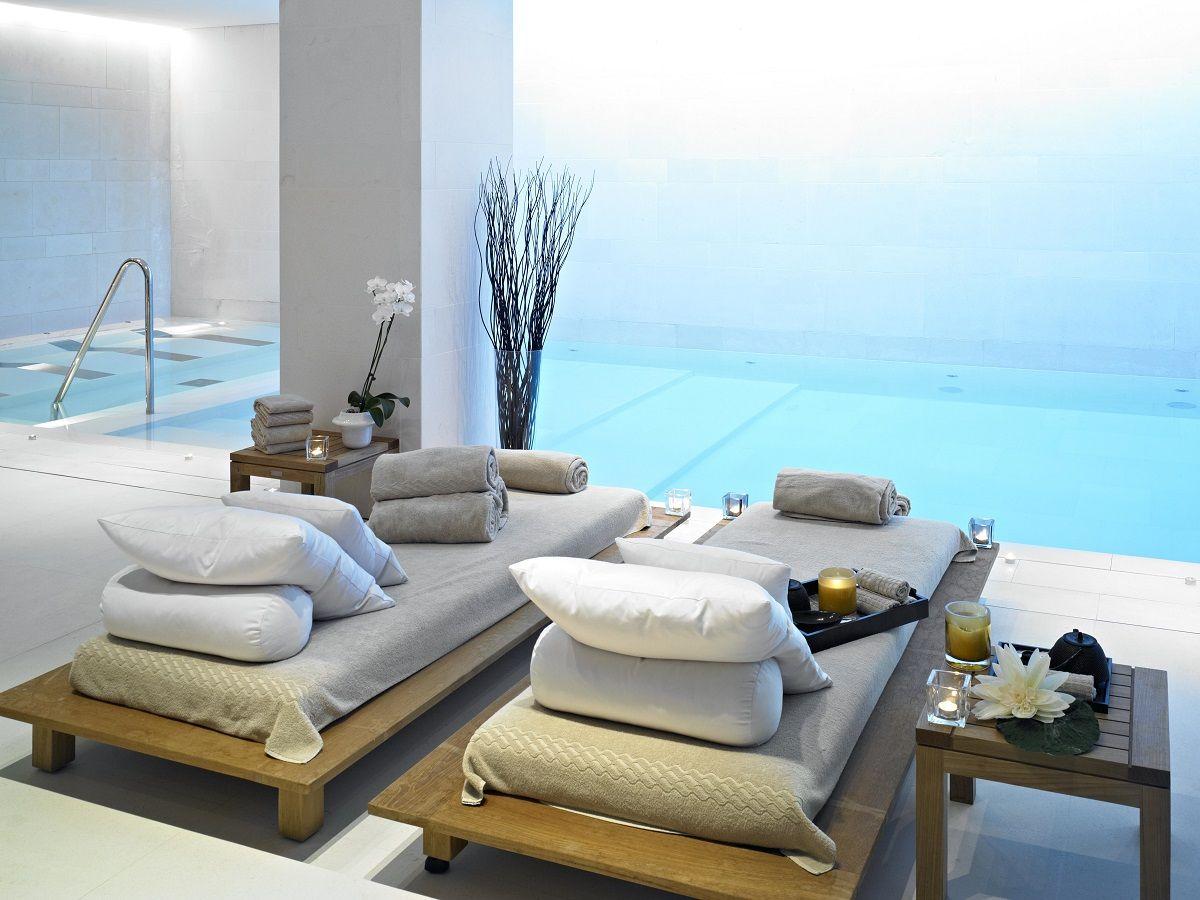 Principe Forte Dei Marmi   Italy Refined Italian #spa Style Massage Room  View Ocean