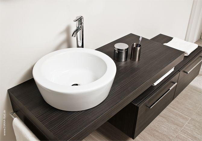 Kama Badezimmermöbel ~ Freistehende waschschale u2013 diana pure aufsatzwaschtisch haus in