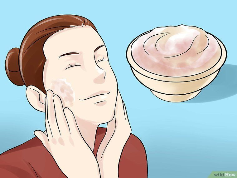 How To Do A Facial At Home 12 Steps With Pictures Wikihow Face Treatment At Home Face Treatment Home Facial Treatments